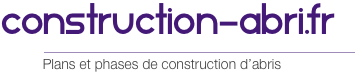 Logo construction abri