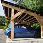 construire un abri voiture
