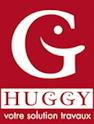 Logo de la société Huggy